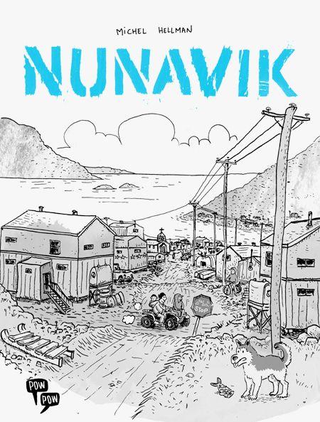 J'ai lu: Nunavik de Michel Hellman - Shandara.net