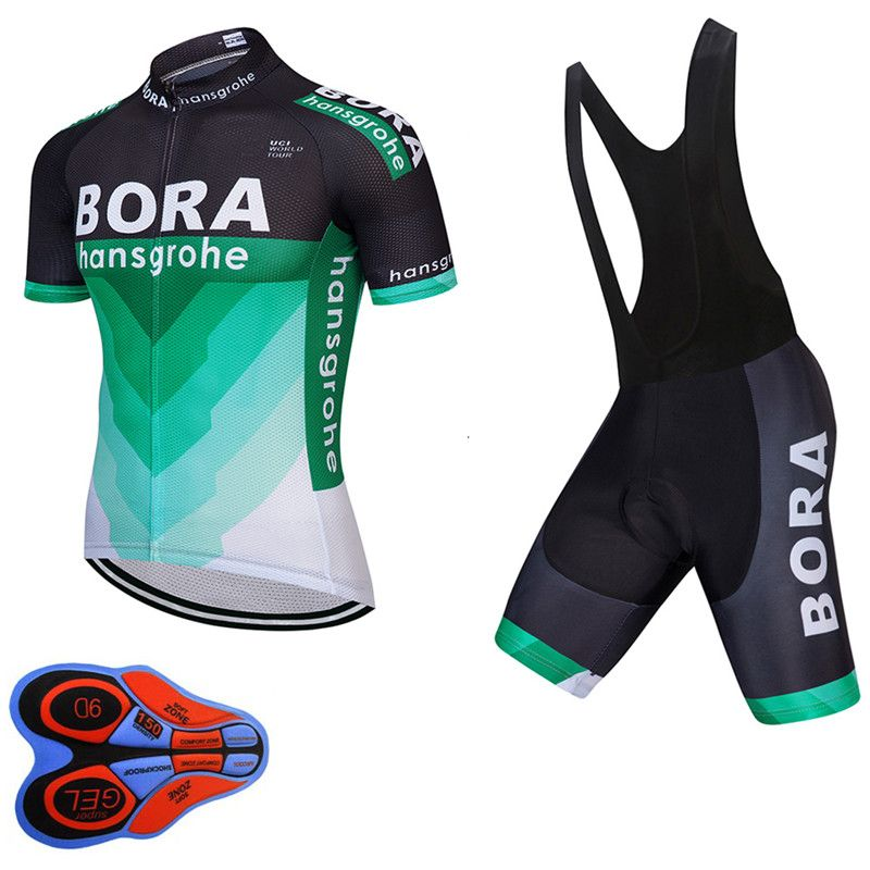 Buy UCI 2018 BORA team men short sleeve cycling jersey Tour de France ropa  ciclismo bicycle 480277930