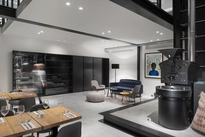 Amsterdam based architecture studio bureau fraai has converted a