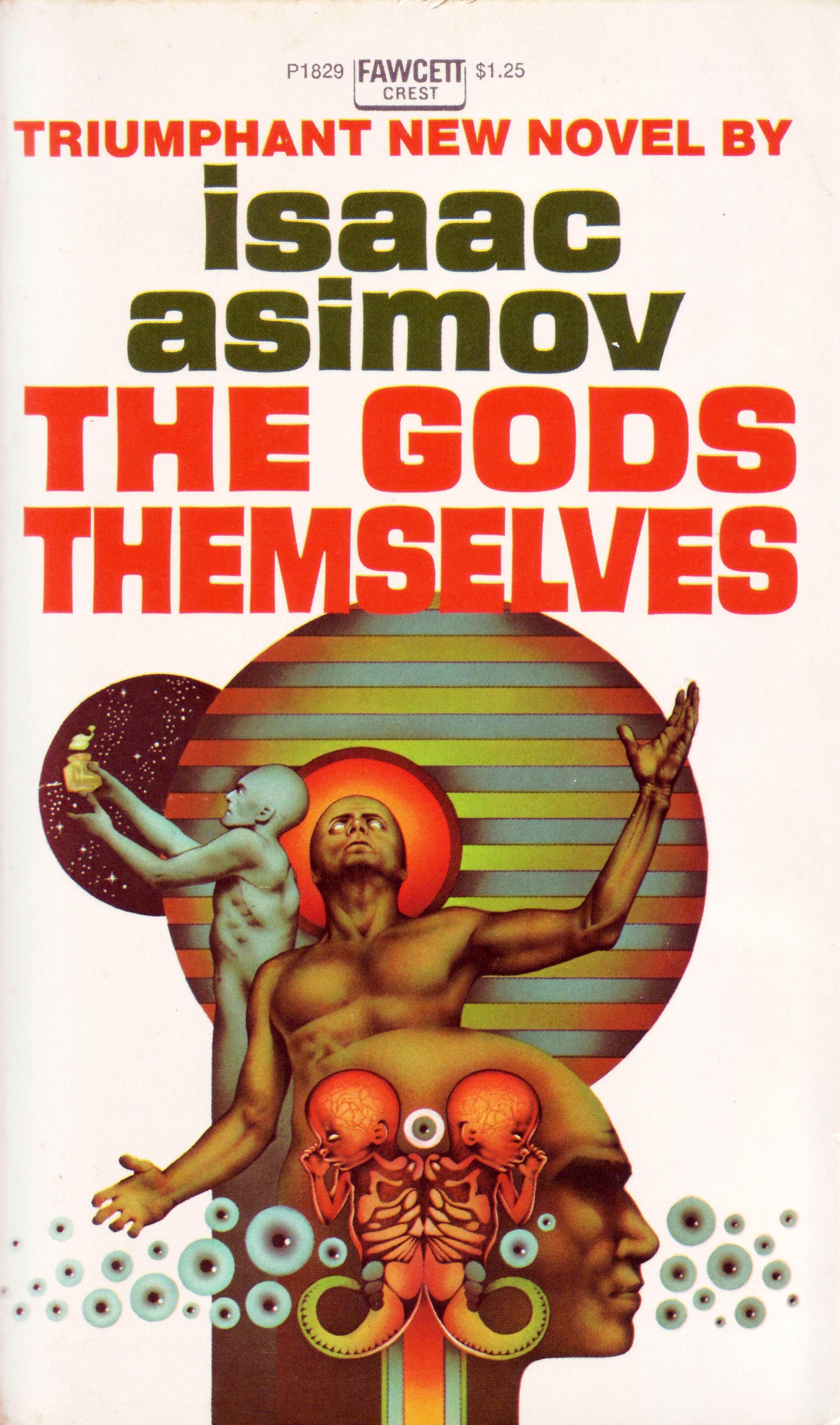 the god themselves asimov