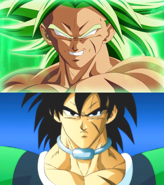 Broly Super Saiyajin Legendario Anime Dragon Ball Super Dragon Ball Z Anime Dragon Ball