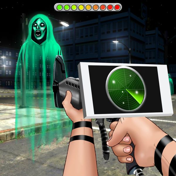 Download Ghost Hunter In City Simulator for Mac Free #MacDownloads