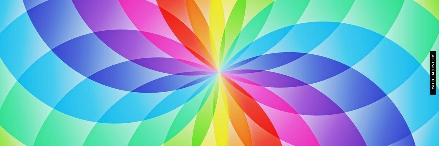 Curved Rainbow Iphone Wallpapers Rainbow Wallpaper Colorful