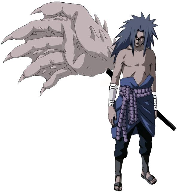sasuke uchiha cursed seal 2 by elninja75 on deviantart anime