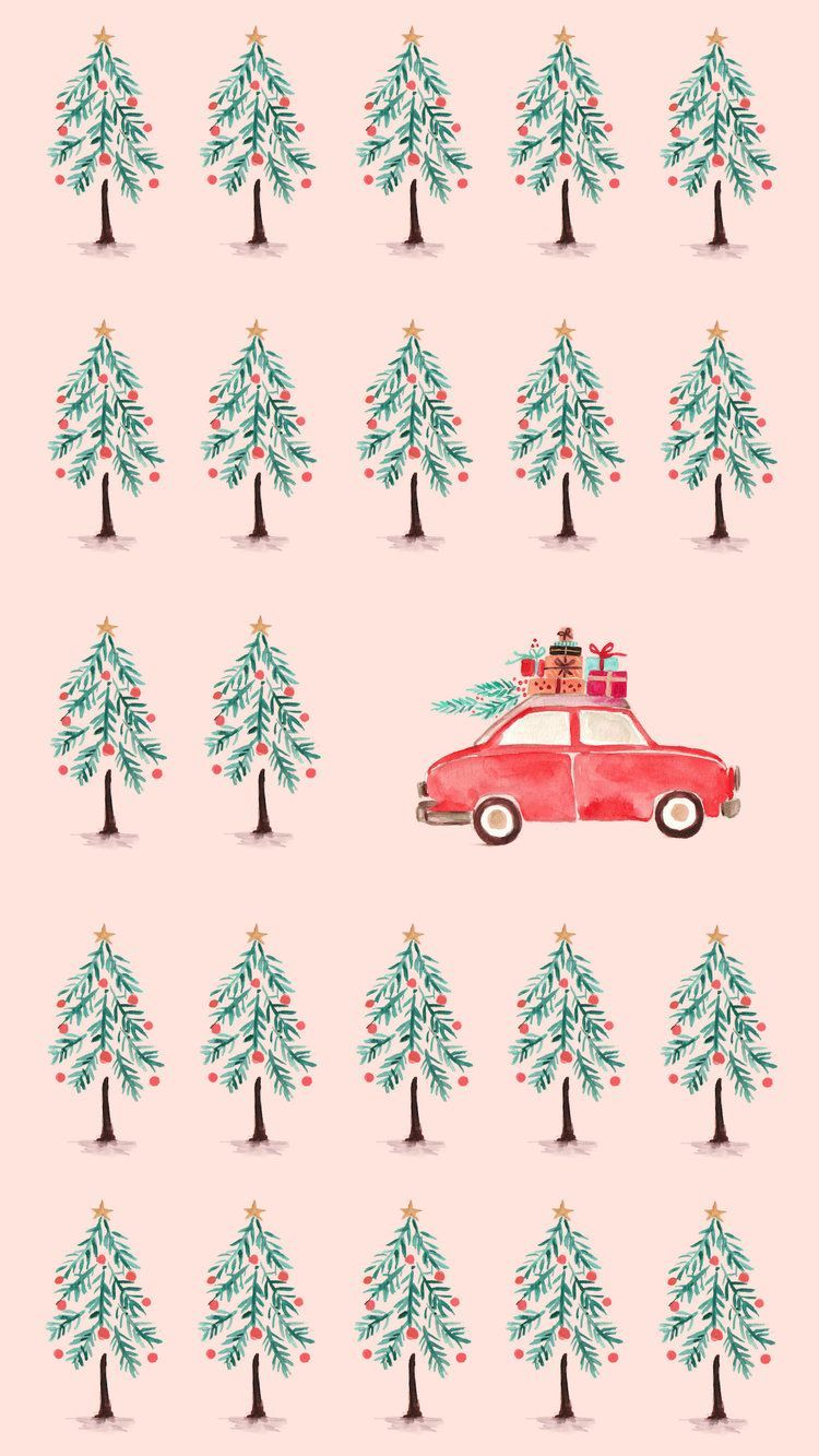 Photo of Fun (and free!) Holiday & Winter Phone Wallpapers #fallwallpaperiphone Fun (and …