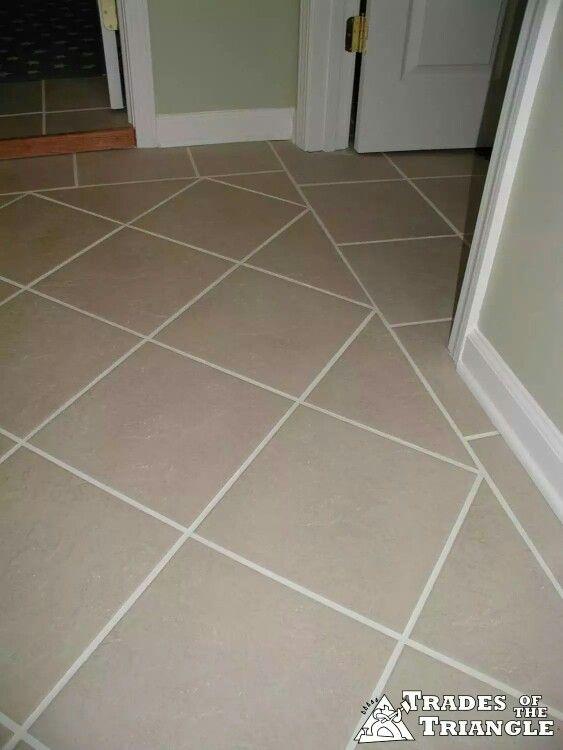 Diagonal Tile Transition