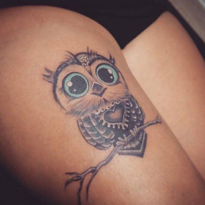 50 jolis tatouages hibou qui nous inspirent pinterest tatuagens tattoo coruja e tatuagens. Black Bedroom Furniture Sets. Home Design Ideas