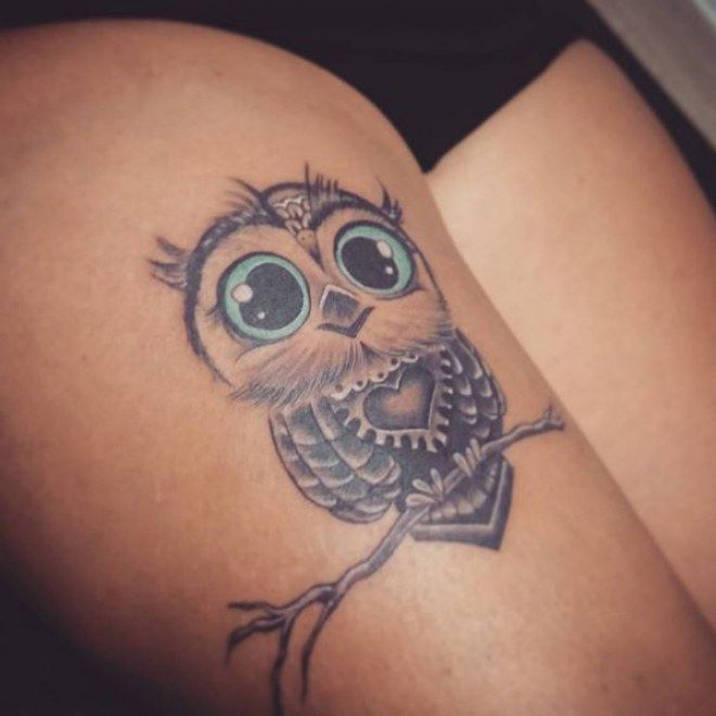 50 Jolis Tatouages Hibou Qui Nous Inspirent Tattoo Tattoos
