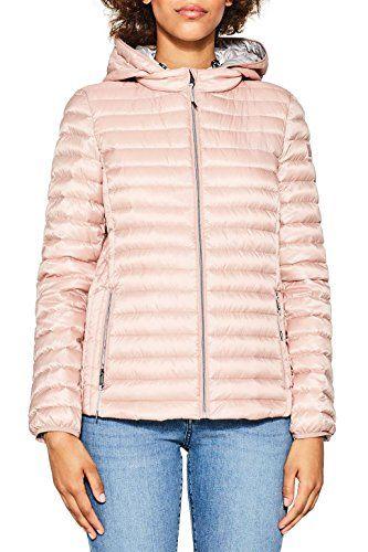Femme Blouson Medium old Rose Esprit 077ee1g006 Pink 680 RwUqZP1