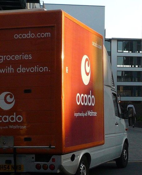 Industry News Logistics Industry Ocado Logistics