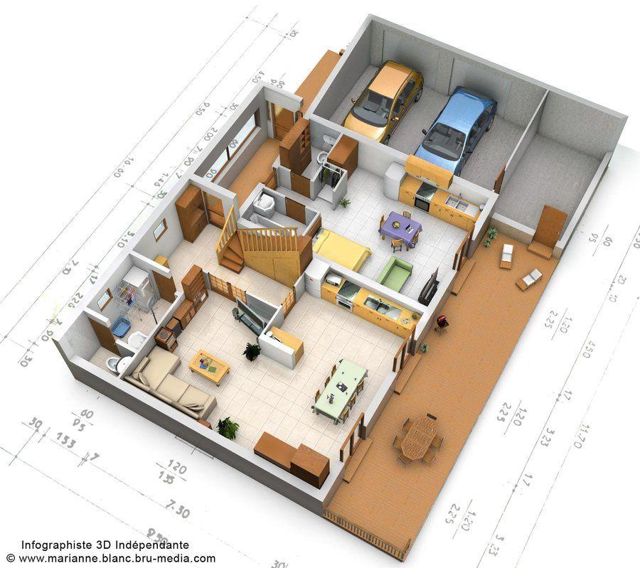 Faire Les Plans D Une Maison Dessin De Plan Cuisine Naturelle Homewreckr Co Logiciel Gratuit 3 Dessiner Le Sa