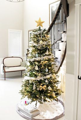 AM Dolce Vita, Silver Gold Christmas Tree
