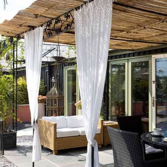 15 Small Backyard Designs Efficiently Using Small Spaces: 15 Fabulous Small Patio Ideas To Make Most Of Small Space