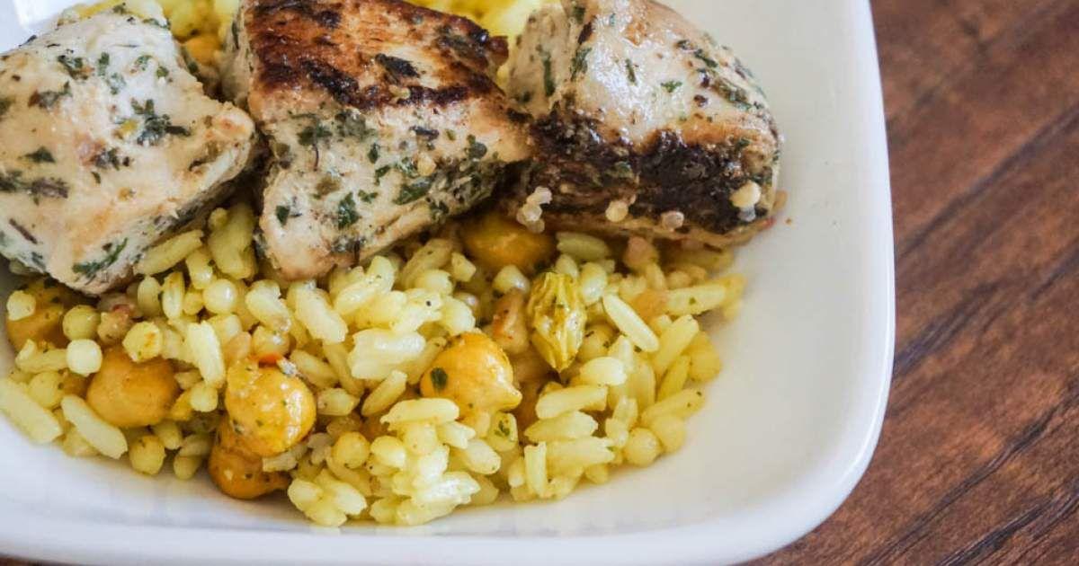 Persian chicken kabobs slender kitchen recipe slow