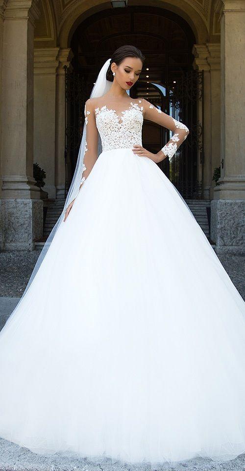Milla Nova Bridal 2017 Wedding Dresses Jersaey Deerpearlflowers 14