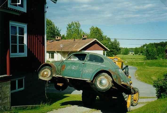 1949, Suécia.