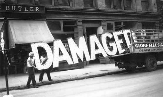 Sign Truck - 1930