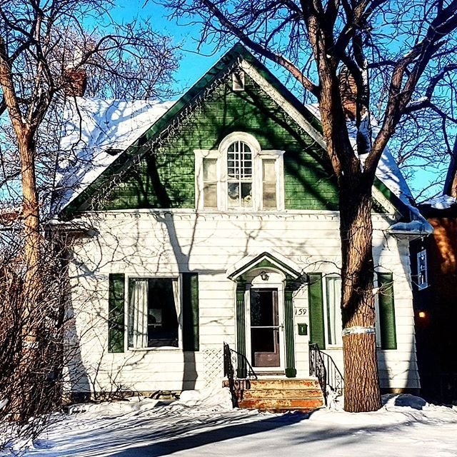 Nice Little Norwood Cottage. #manitoba #winnipeg
