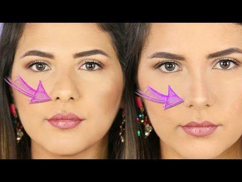 كونتور تصغير الانف Nose Contouring Beauty Skin Care Routine Beauty Care Beauty Skin