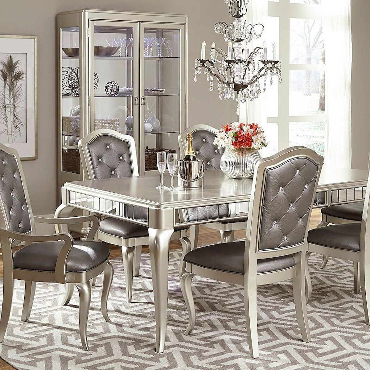 Charming And Cheap Decor Ideas Formal Dining Room: 160+ Awesome Formal Design Ideas For Your Dining Room