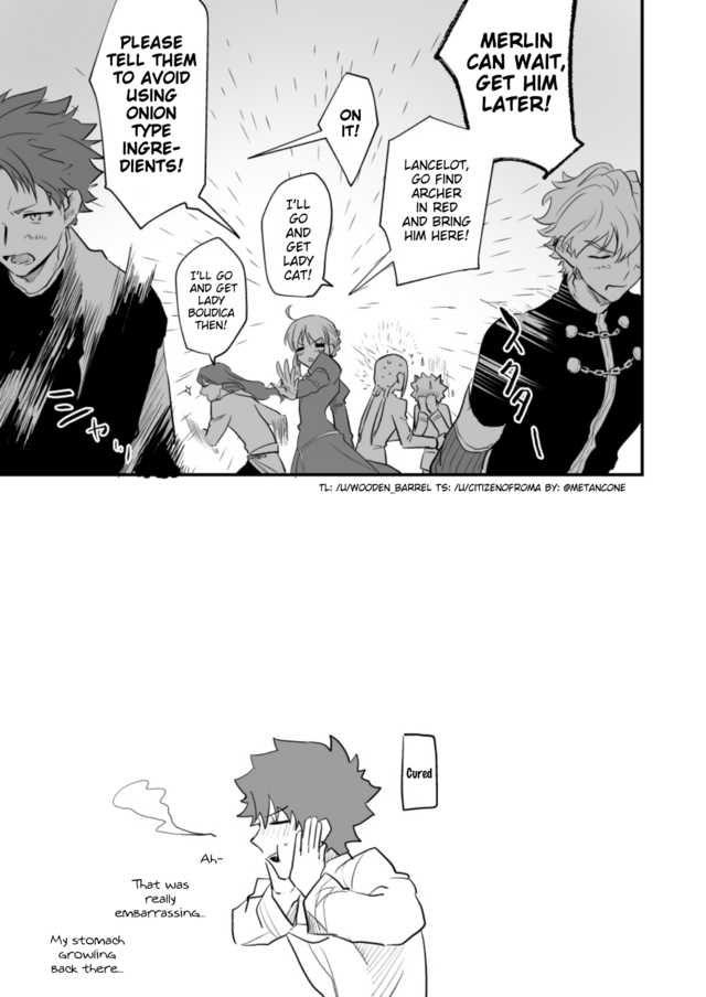 Imgur in 2020 | Cat problems, Fate anime series, Fate servants