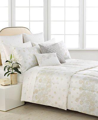 Closeout Barbara Barry Bedding Nautilus Comforter Sets Bedding