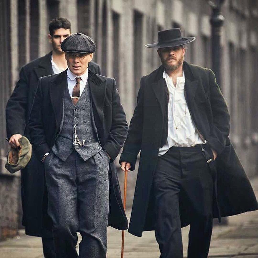 Tom Hardy In Peaky Blinders Peaky Blinders Old School Fashion