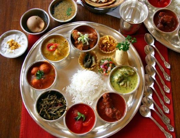Club Mahindra Udaipur Food Menu