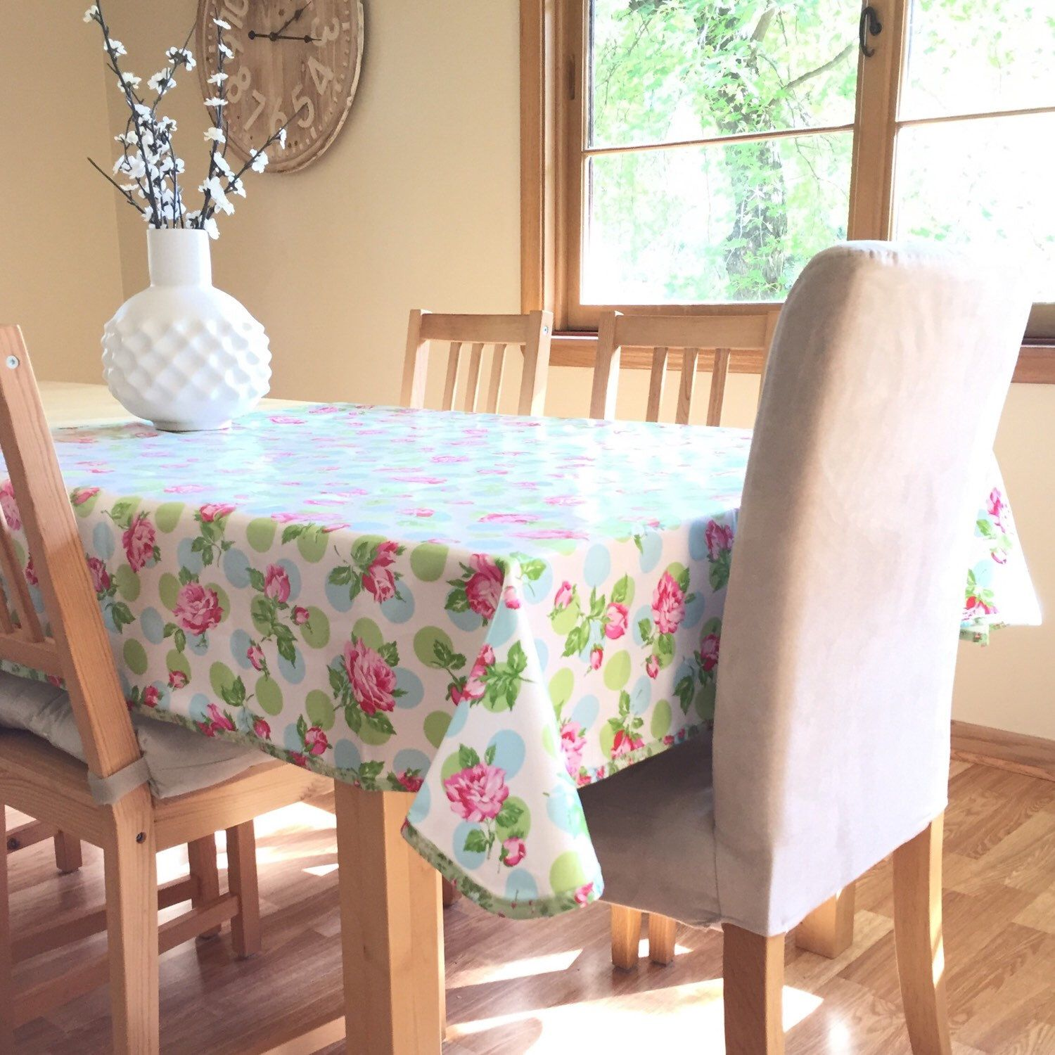 New Home New Tablecloth Cotton Tablecloths Table Cloth