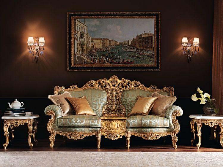 Barock Möbel Bilden Ein Prachtvolles Ambiente Möbel Pinterest