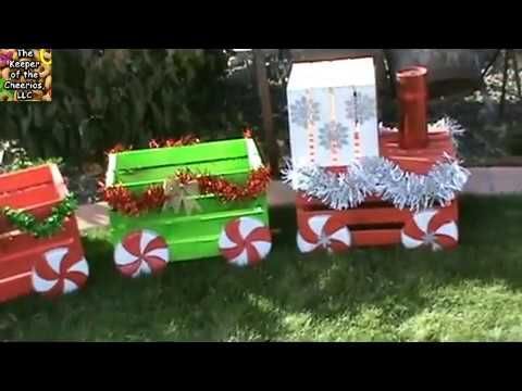 Christmas Crate Train Christmas Pinterest Crate training