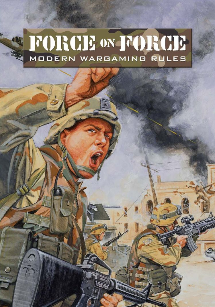 Force On Force Rules Pdf