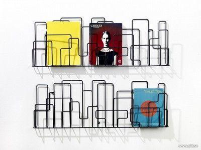Design & Inredningsbloggen | Tidningsställ, Design, Bibliotek