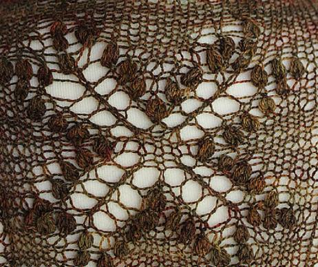 Estonianlaceknitting Nupps Muestras Patterns Crochet Knit