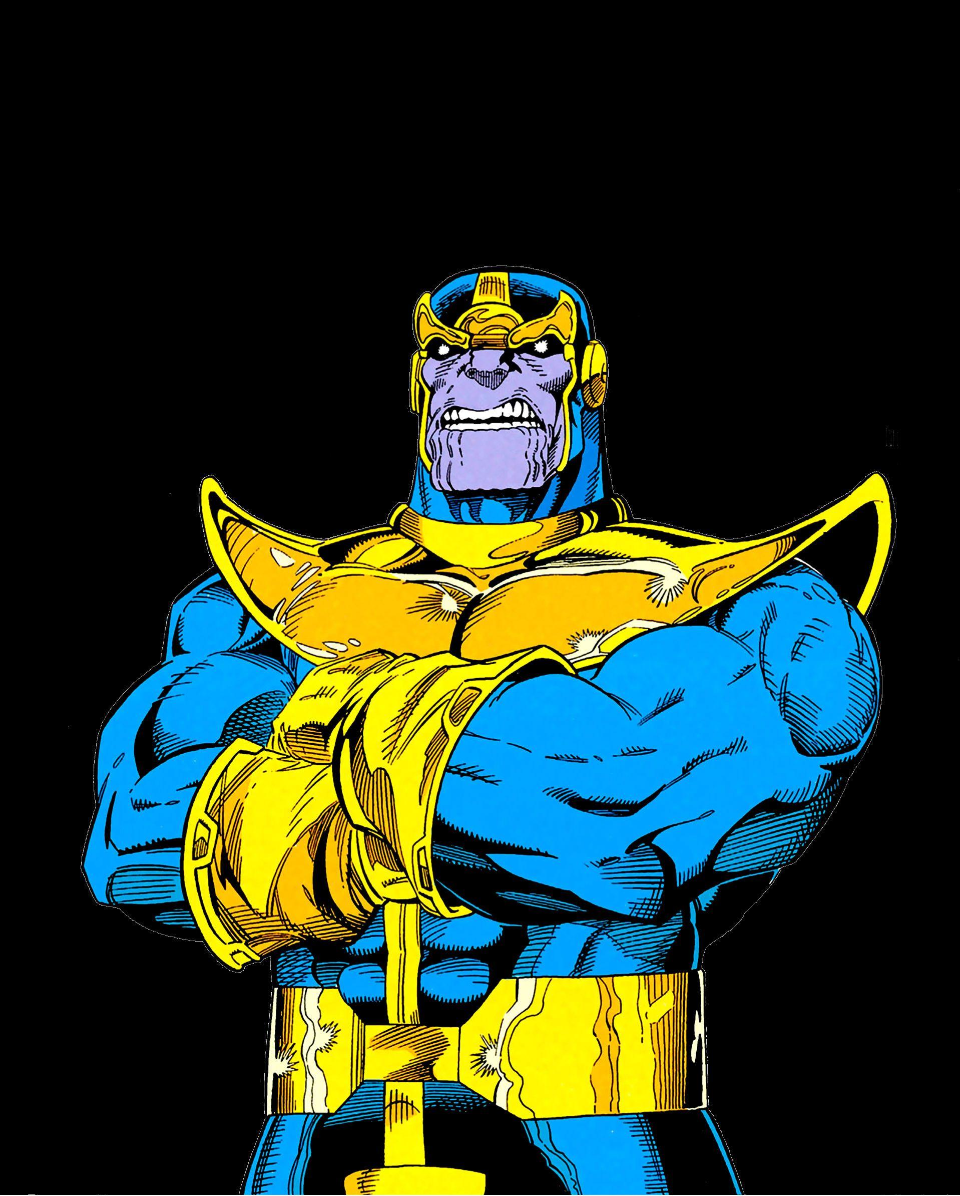 thanos by ron lim mad titan pinterest marvel comics marvel
