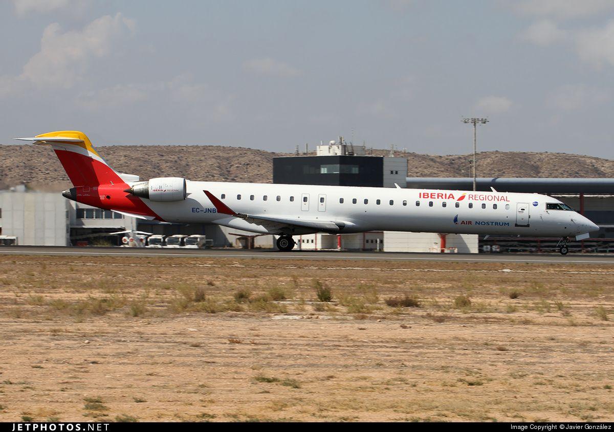 Bombardier CRJ-900ER EC-JNB 15057 Alicante - LEAL
