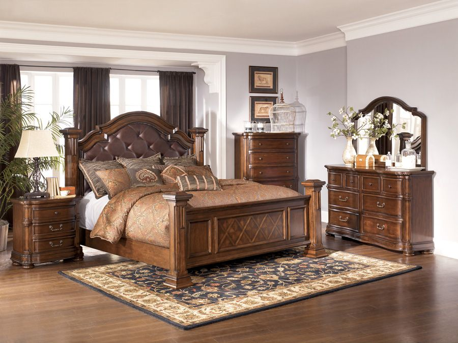Wisteria B602 King Size Bedroom Set Dream Bedrooms Pinterest King Size Bedroom Sets King