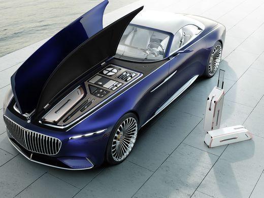 Mercedes Benz Debuts New Concept With 30s Flair Baller Status