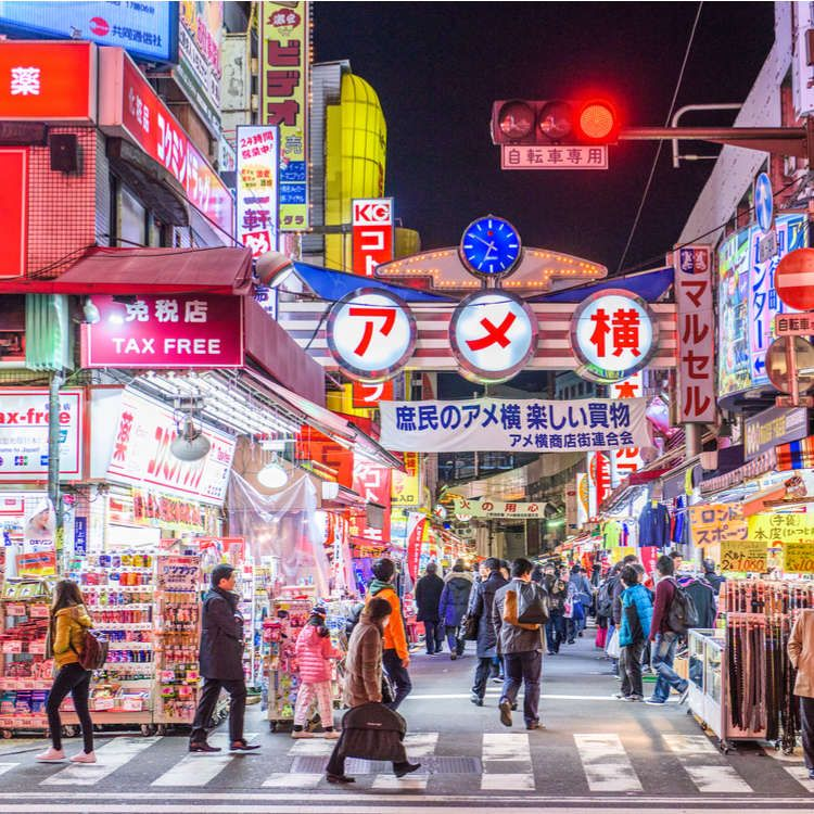 Ueno Ameyoko Here S Where To Find Tokyo S 6 Best Street Food Shops Live Japan Travel Guide 東京 日本 街