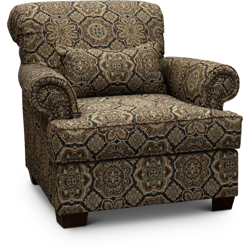 Best Casual Traditional Brown Accent Chair Southport With Images Brown Accent Chair Accent Chairs 400 x 300