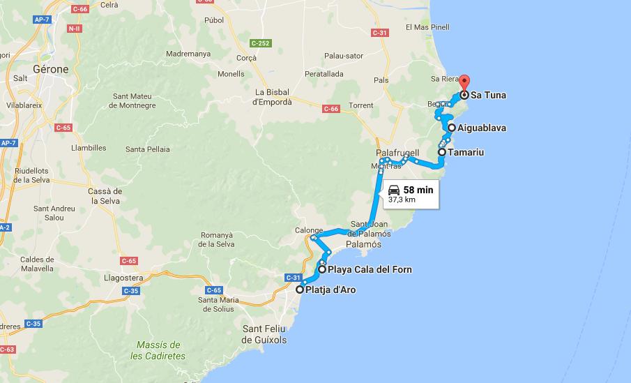 Plage Espagne : 4 endroits paradisiaques de la Costa Brava ...
