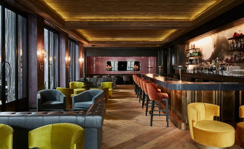 Best Design Projects Restaurant Interior Trends For 2017