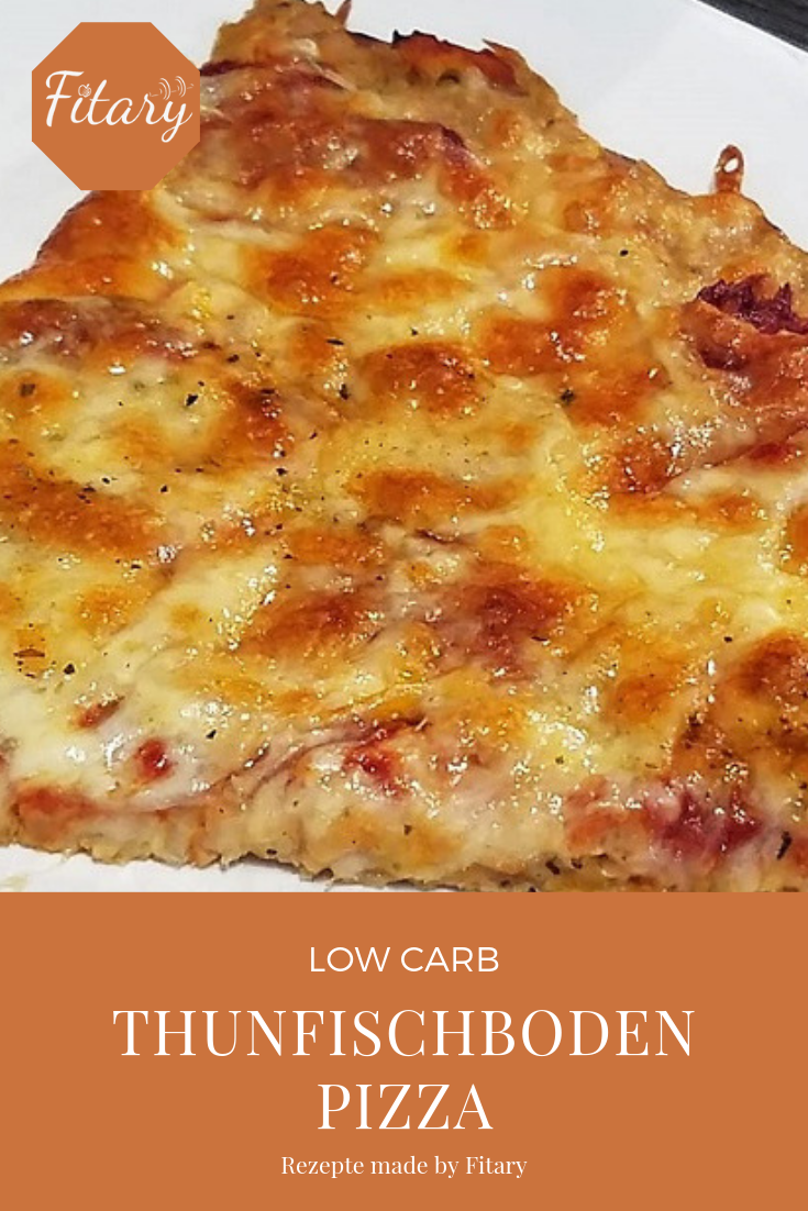 Photo of Low carb tuna pizza recipe