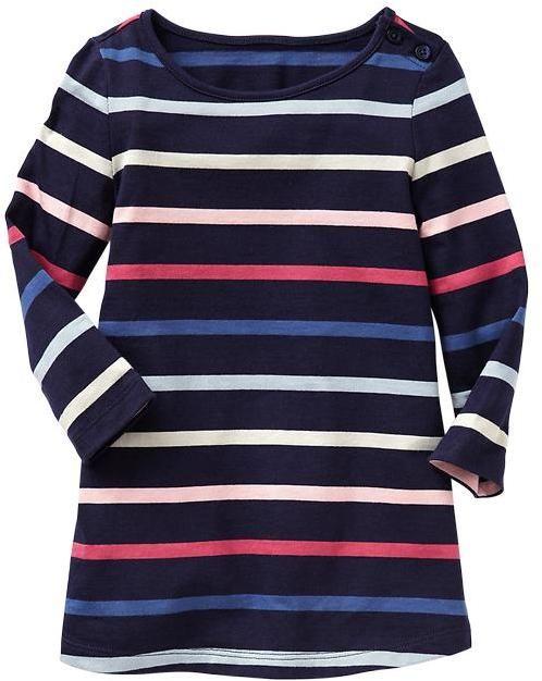 Gap Stripe shift dress on shopstyle.com