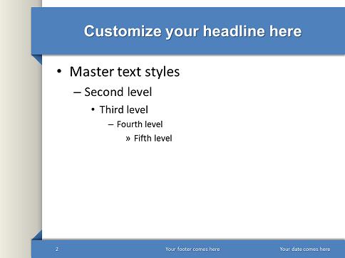 Simple Presentation Slides Templates Simple Ppt Background Free