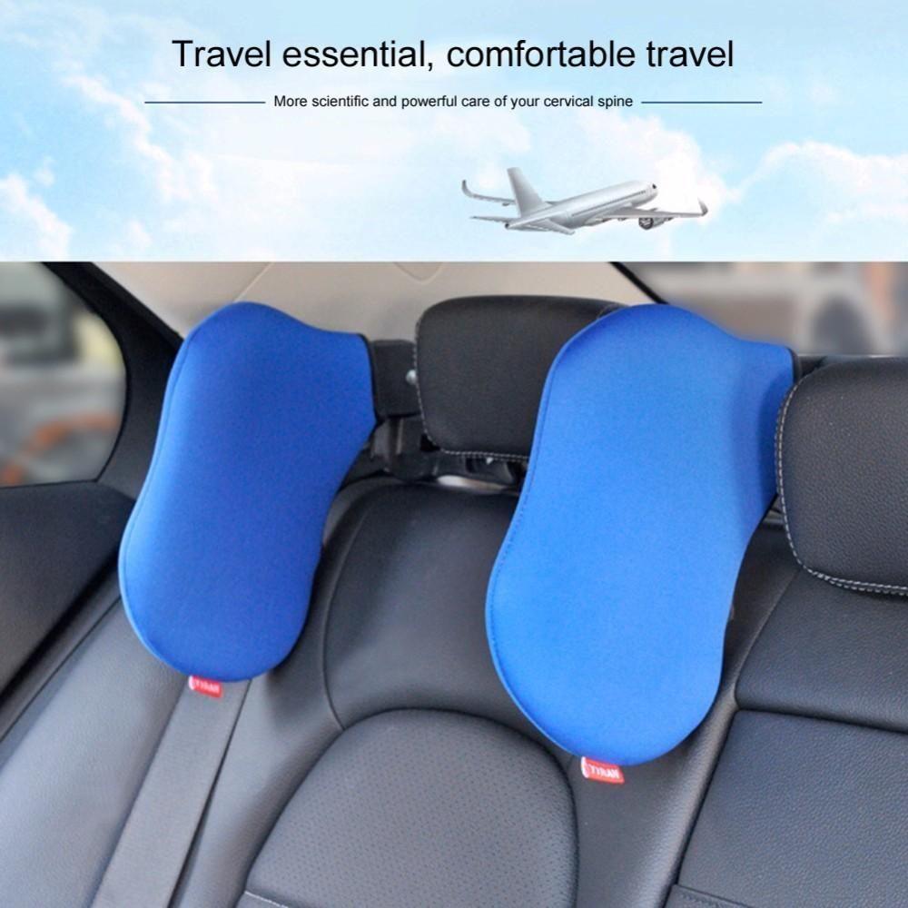 Car Seat Headrest Neck Pillow Rest Seat Headrest Cushion Pad Vehicular Pillow Neck Safety Seat Support For Car Trave Car Seat Headrest Car Seats Safe Car Seats