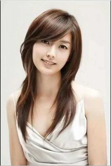 Korean Hairstyles Oval Face Haircuts Oval Face Hairstyles Hair Styles