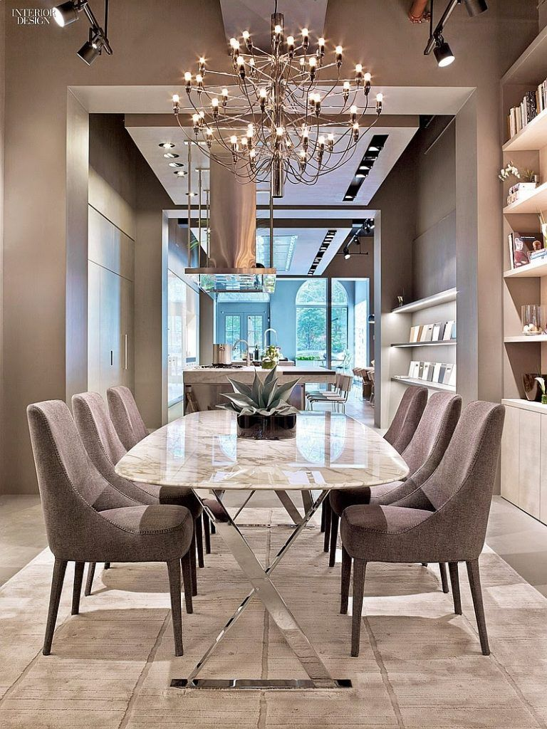 Elegant Dining Room, Modern Formal Dining Room Set