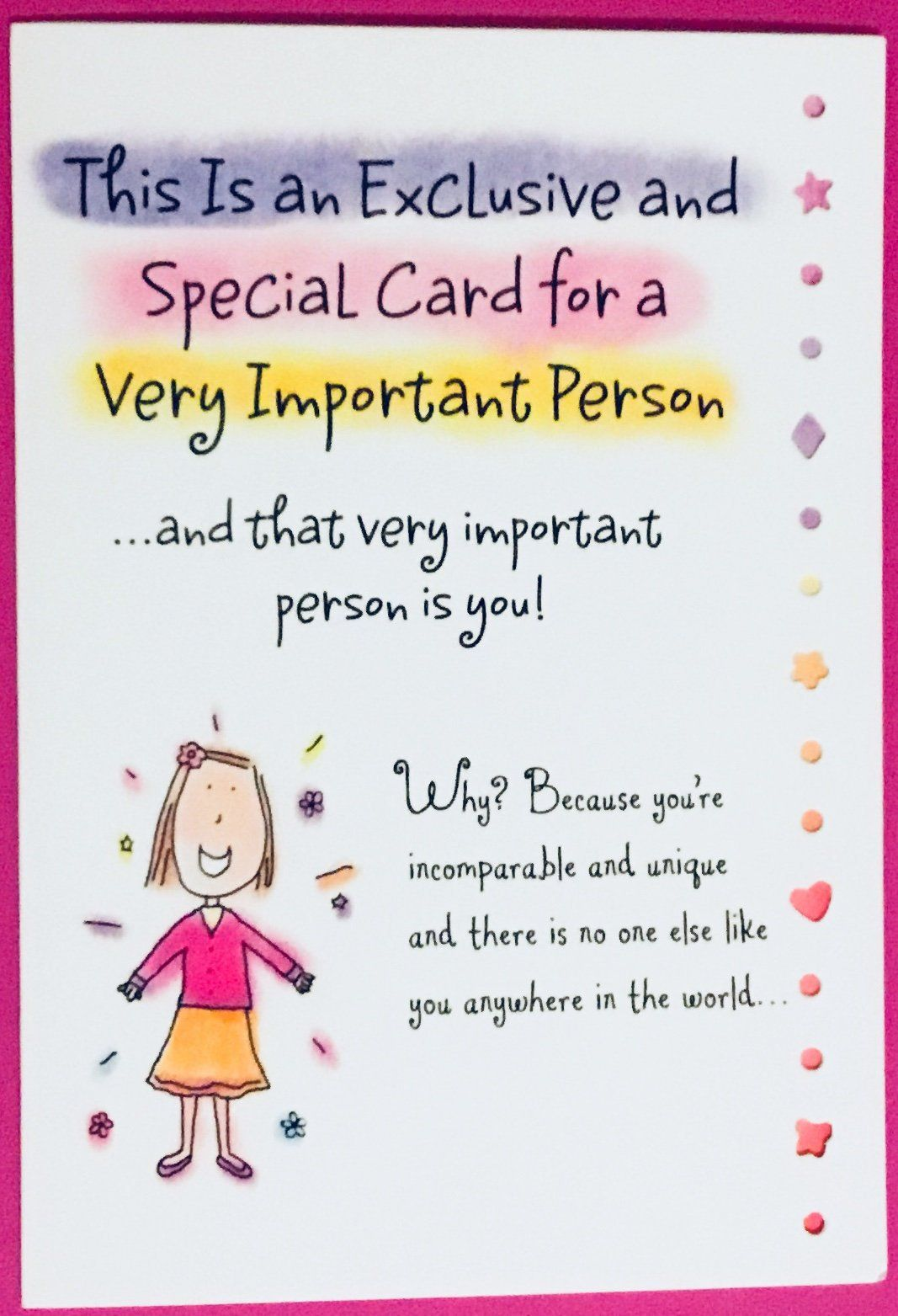 Have A Great Day Greeting Card Stationery Handmade Ashley Rice