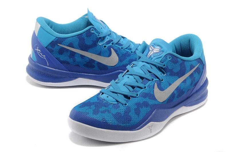 reputable site 3b6ba 5f8b1 Nike Kobe 8 Elite Lab Green White 555035 108 Cheap Kobe Bryant Shoes